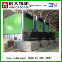 china supplier coal/wood chip fired thermal oil boiler