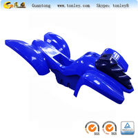 injection mould with plastic toys' mass production