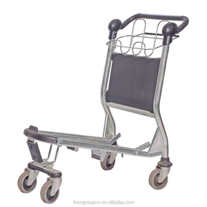 airport luggage trailer/airport baggage cart