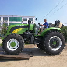 HX1404 4WD cheap 4x4 tractor price list of agricultural products