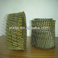 15 Degree Large Steel Coil Nails For Pallets