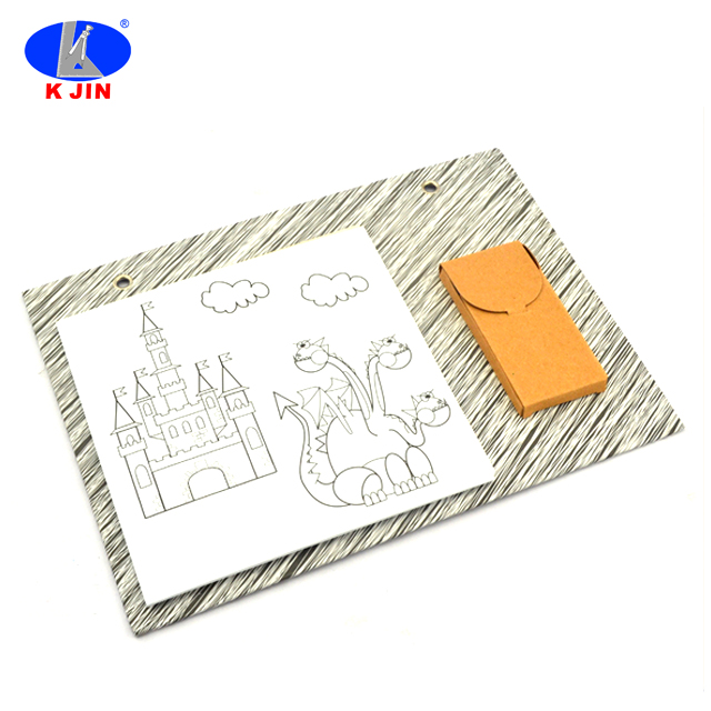 High quality custom customize design drawing coloring <strong>book</strong> for children with pencil set