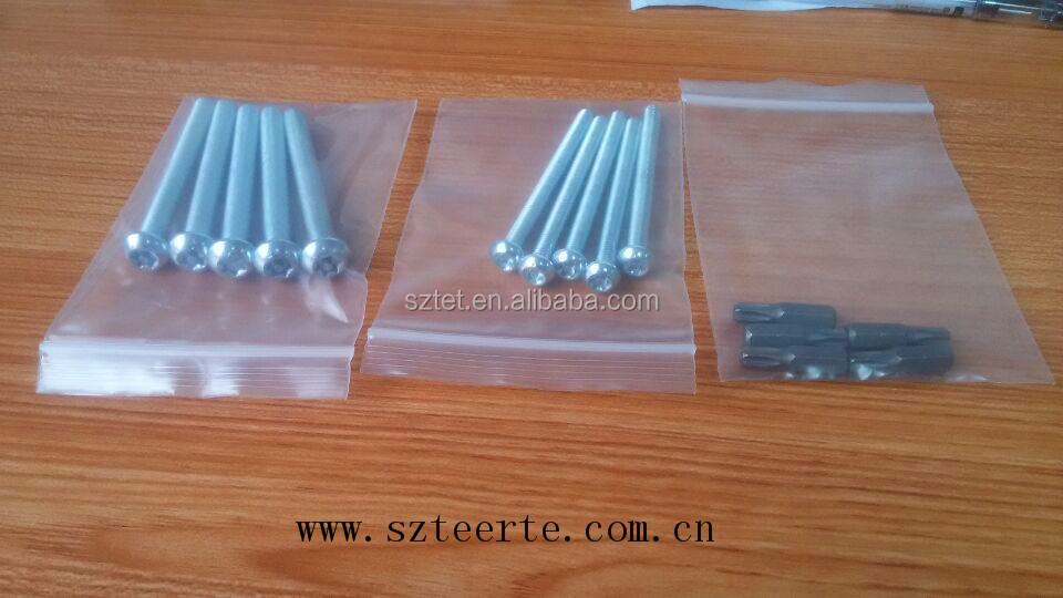 M6 and M8 Six-lobe Machine Screw and Driver Bit with the Best Service