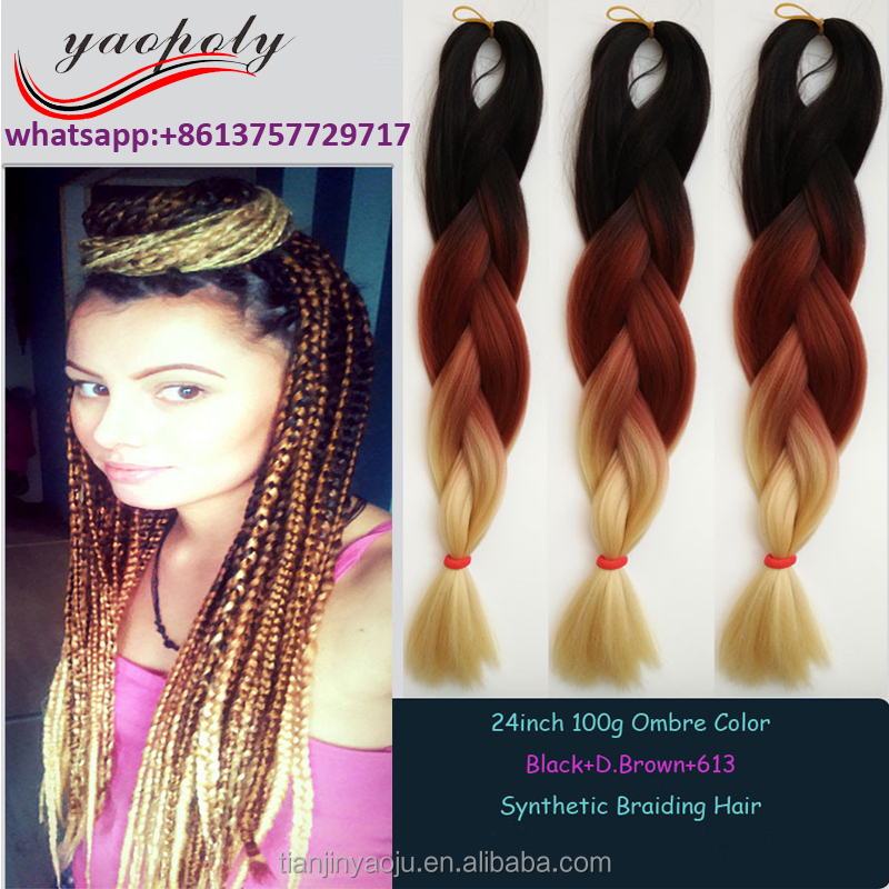 List Manufacturers Of Xpression Synthetic Hair Braids Buy Xpression