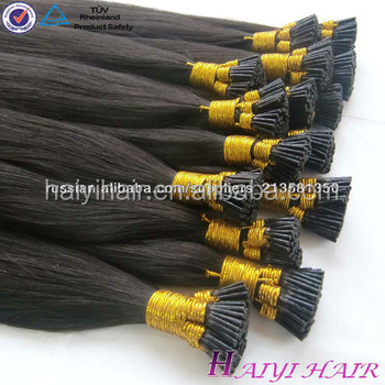 Alibaba Wholesale Remy Hight Grade Hair black star micro braid weft hair