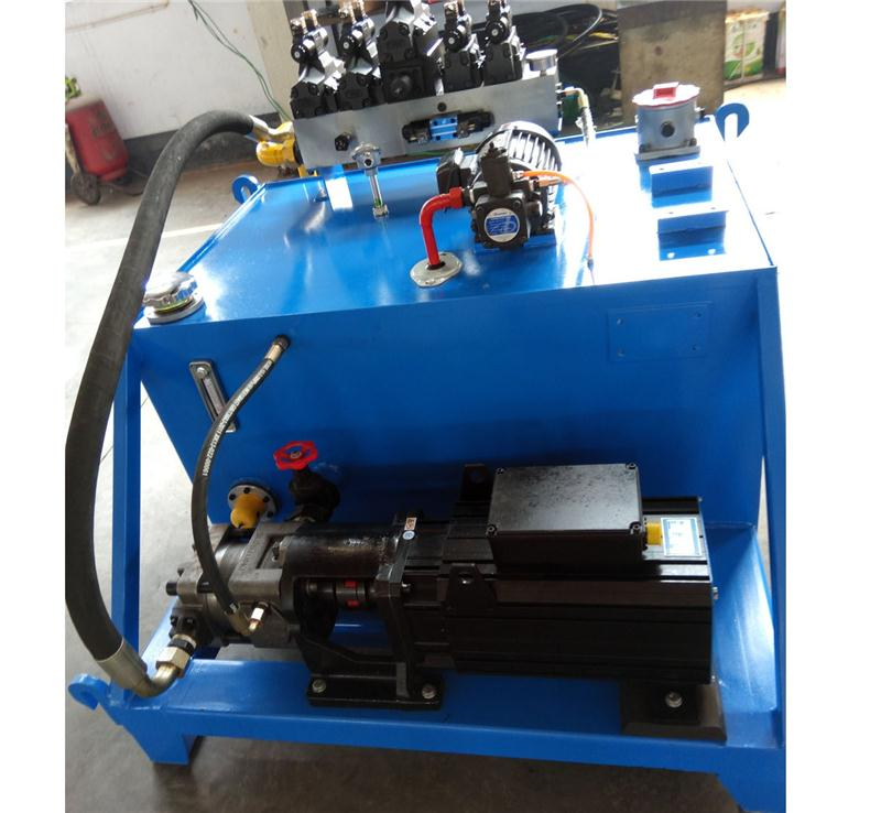 Customize CGK the scissors lifting table china hydraulic pack power unit for dump truck covering