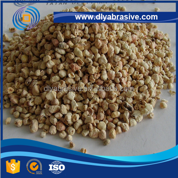 DLY Best Price Of 30 Mesh Corn Cob Abrasive Grits