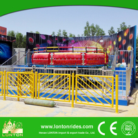 Factory Equipment For Sale Tagada with Light and Music Amusement Park Machine