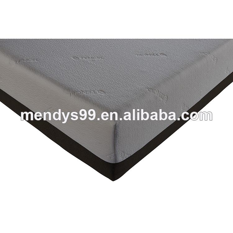 Latest design bedroom furniture queen king size compress memory foam mattress for household - Jozy Mattress   Jozy.net