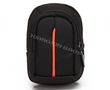 Black Nylon Waterproof Camera Bag