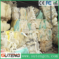 High quality Pure PU foam scrap in Dongguan China