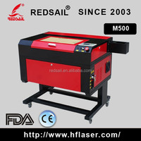 Redsail mini detachable laser engraving machine M500 with CE FDA for discount sale