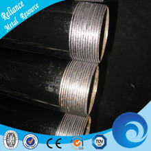 SMALL DIAMETER BLACK CARBON STEEL PIPES FOR FURNITURE