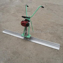 Road Construction Manual Power Vibrating Truss Concrete Screed Tools