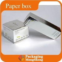 Cheap Printing Servies Delicate Paper Box