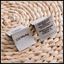 Excellent Material Factory Directly Provide Woven Label Neck Tag