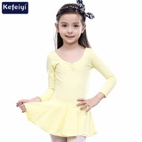 Lovely Kids Girls Gymnastics Leotards Ballet