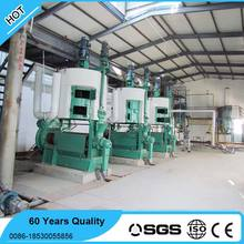 60 years factory dried copra coconut oil mill