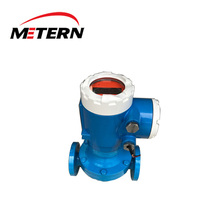 Tiny flow low flow rate measuring electronic display or mechanical display oval gear flow meter