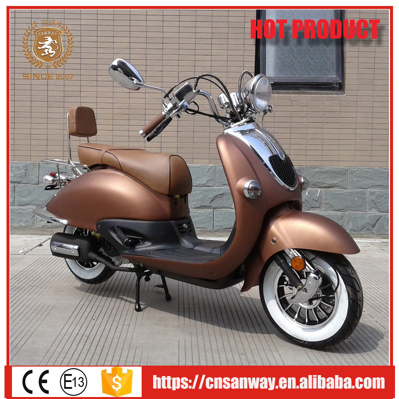 Motor scooter 50cc (Scooter 50QT-15A)