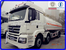shacman 40m3 chemical tanker truck