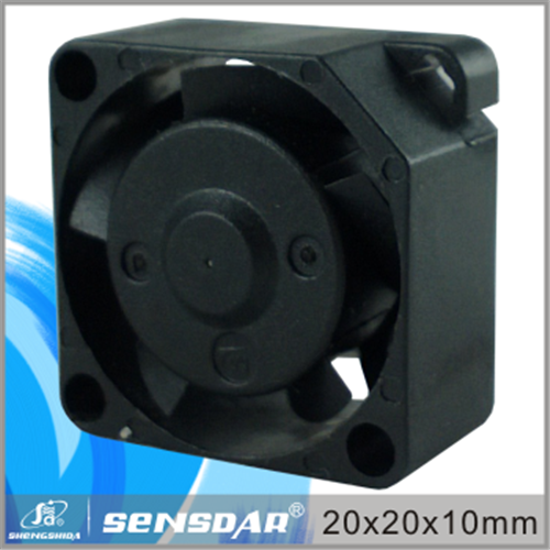 CE/RoHS Approved 20mm Small Size 5V 12V DC Cooling Fan