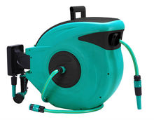 best price for wall mounted Portable Convenient Plastic Garden Water Hose Reel