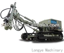 CTQ-Z120Y type of pressure crawler hydraulic drilling rig
