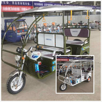 tricycles for adults with motor/electric tricycle manufacturer in china/battery operated wheeler