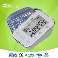 High quality best selling manufacturer blood pressure monitor/sphygmomanometer,full auto home use desktop blood pressure monitor