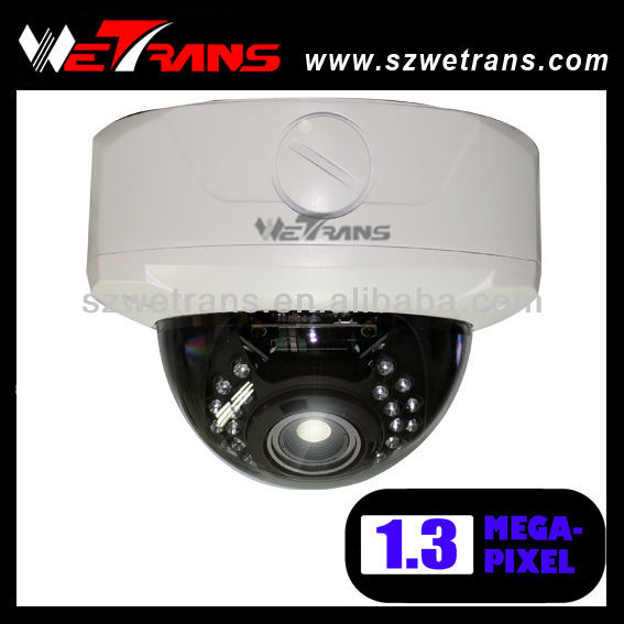 WETRANS TR-CIPD122-POE Surveillance System Dome Telecamera IP
