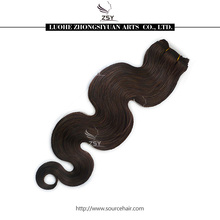 ZSY 2014 hot sale high quality hair weaves for micro braids