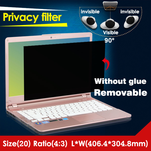 Made in China New Products Anti Spy Switchable Computer Laptop Screen Privacy Film