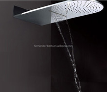 stainless steel bath ceiling shower head