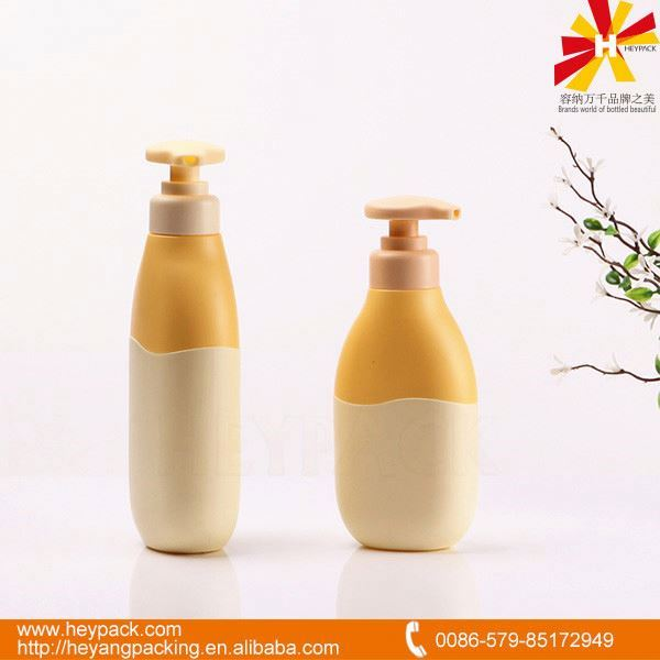 Latest arrival simple design spray plastic bottles with different size