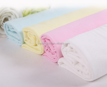 100% Cotton Single Jersey Knit Combed Fabric for Garment from Factory