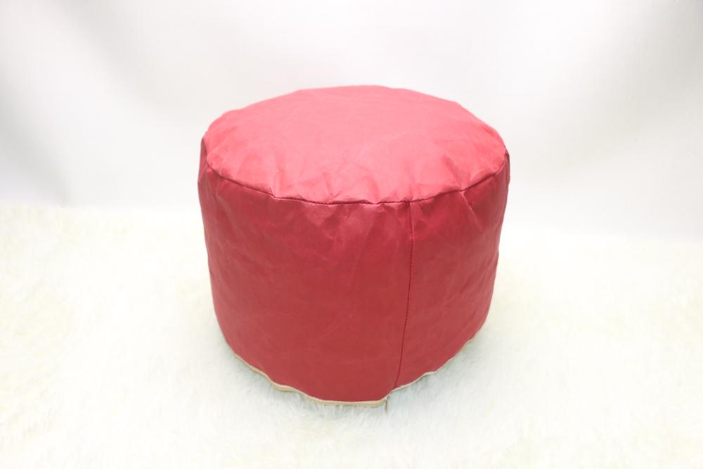 household brown paper inflatable cushion seating cushion children's seat