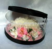 Custom Hat Box/ Kentucky Derby Hat Box/ Victorian Hat Box