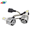 waterproof c6 h10 30w 12v 24v car led bulb headlight