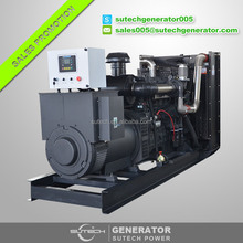Hot sale 300kw Shangchai diesel generator powered by engine SC12E460D2