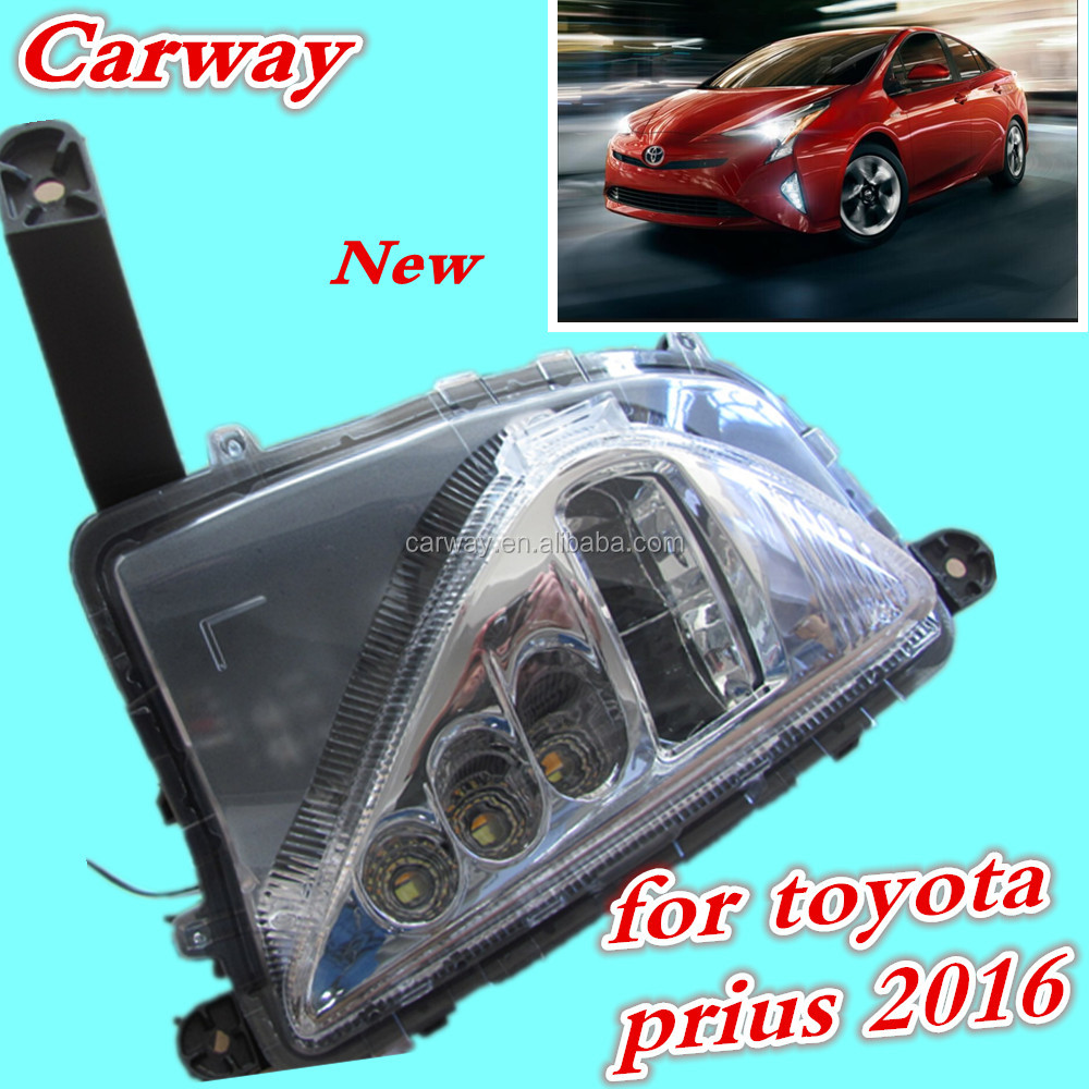 Quality accessories for Toyota Prius 2016 ON Led fog light from factory