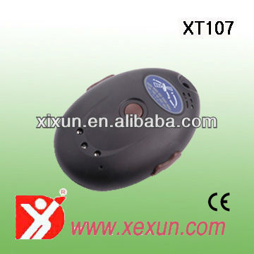 gps tracking system for car XT107 with call button connect to 5 admin Numbers