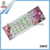 2013 new samples 3D nail art sticker