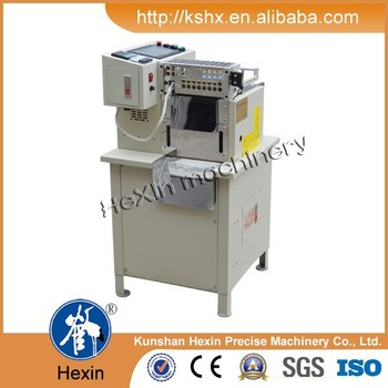 High Speed Nylon Webbing Hot Cutting Machine
