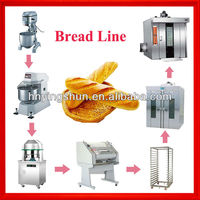 2015 Complete Bakery Equipment For Making