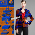 Item No.H493 Factory price direct sell latest design african wax fabric
