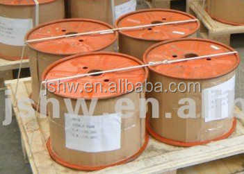 ccs copper clad steel wire thread stainless steel wire for jewelry conductivity ccs wire