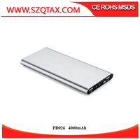 New Products 2016 Powerbank Portable Rohs
