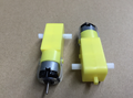 DC3V-6V Gear Motor for Toy Cars Anti-disturbing Brush Motor ROHS