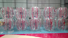 very popular and durable inflatable soccer bubble